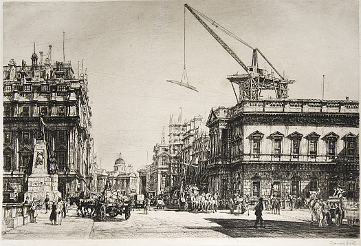 Pall Mall from the West