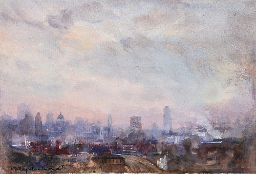 City Haze, from Lambeth