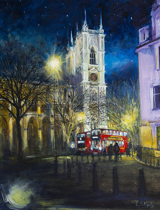 Winter Evening, Westminster