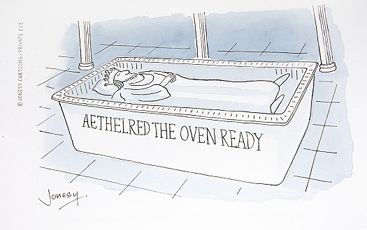 Aethelred the Oven Ready