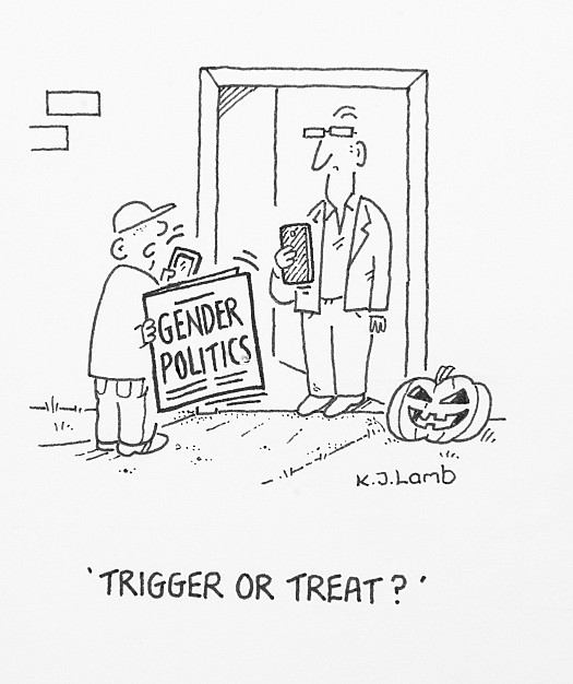 Trigger or Treat?