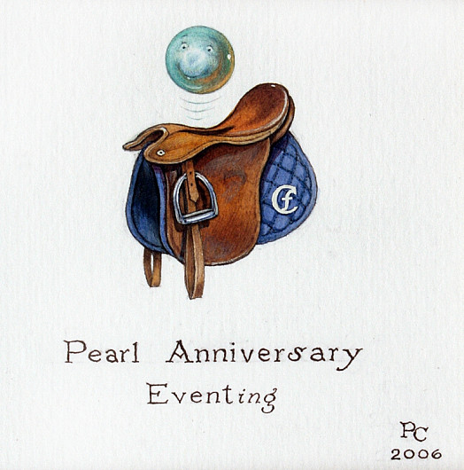 Pearl Anniversary Eventing
