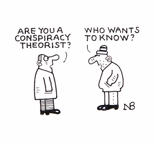 Are you a Conspiracy Theorist?Who Wants to Know?