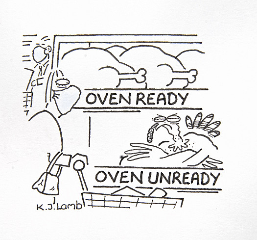Oven Ready