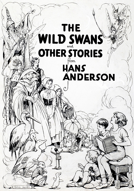 The Wild Swans and Other Stories from Hans Andersen