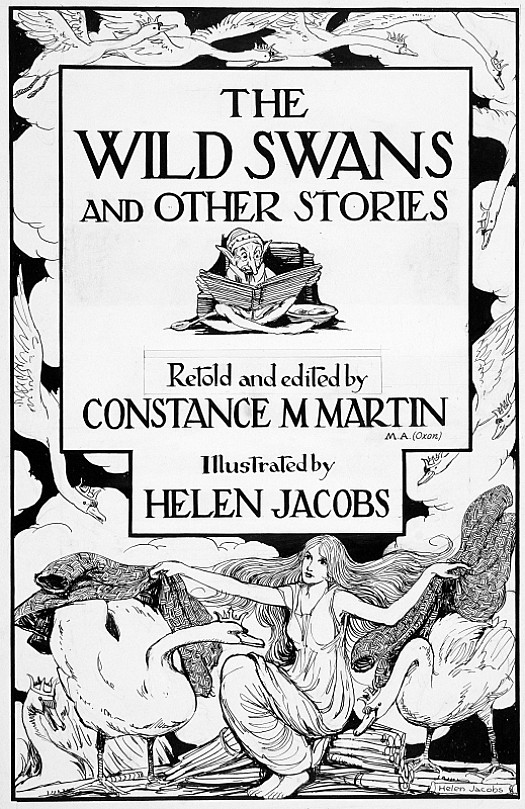The Wild Swans and Other Stories from Hans Andersen Title Page