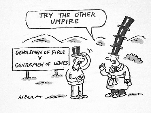 Try the Other Umpire