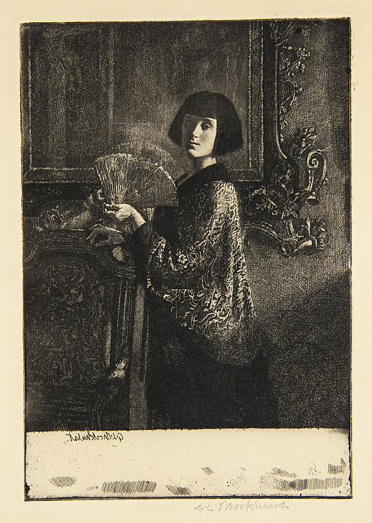 L'Eventail (Anaïs), also called The Fan