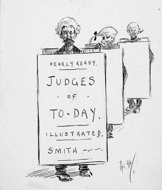 Judges of To-Day