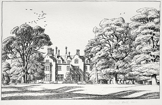 Stansted Hall