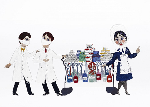 The Medical Trolley