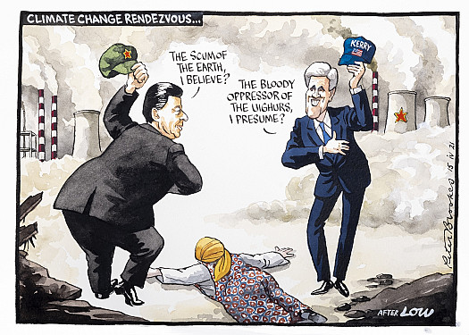 Climate Change Rendezvous...