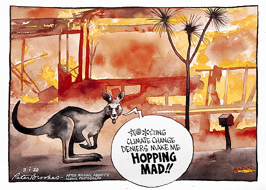 Climate Change Deniers Make Me Hopping Mad!!