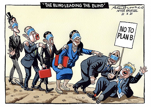 'The Blind Leading the Blind'