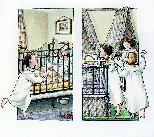 All the Moore Children Loved Miss Potter's Visits