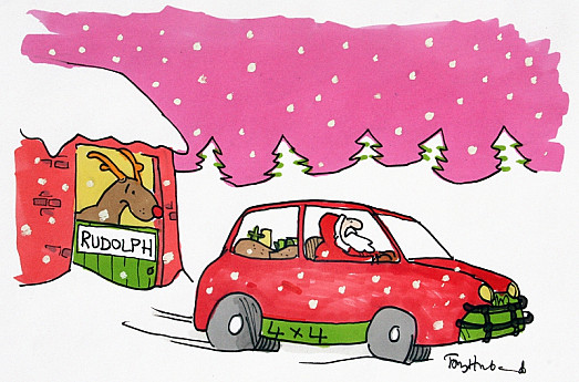 Rudolph's Replacement