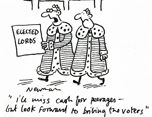 Elected Lords