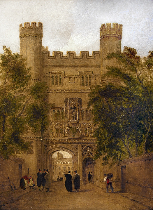 Trinity Gate, Cambridge