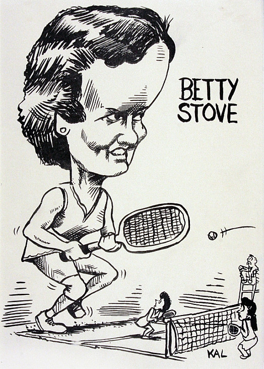 Betty Stove