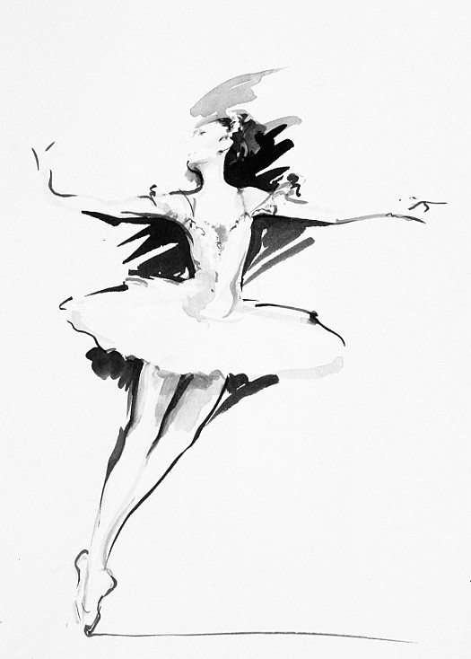 Dancer Ii, the Sleeping Beauty, the Royal Ballet
