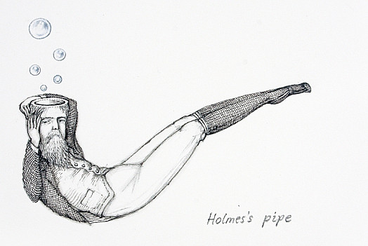 Holmes's Pipe