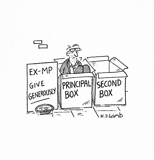 Principal Box, Second Box