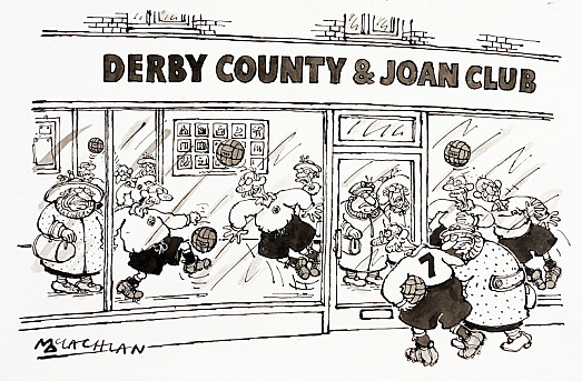 Derby County & Joan Club