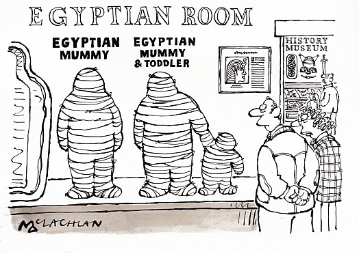 Egyptian Room