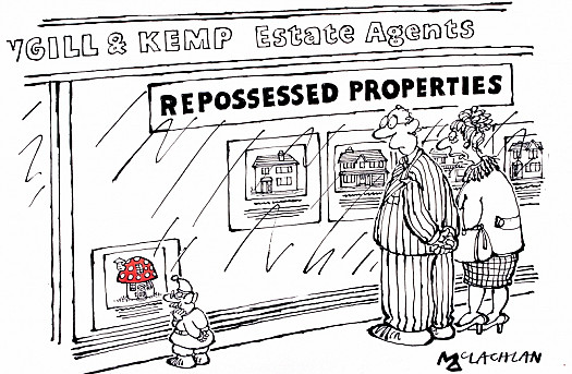 Repossessed Properties