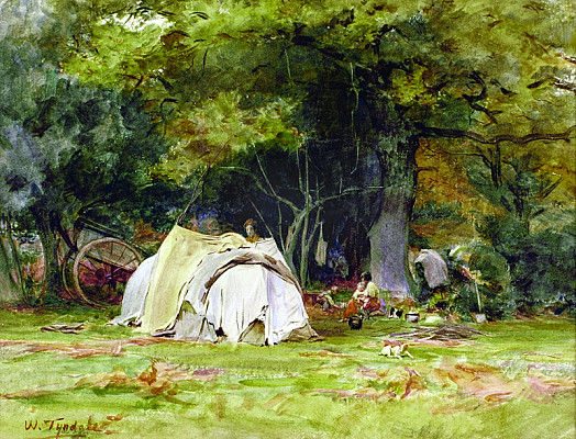 The Gipsy Camp