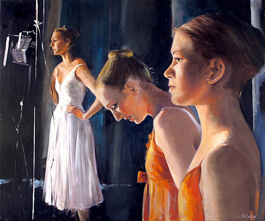 National Youth Ballet, Watching from the Wings, The Four Seasons