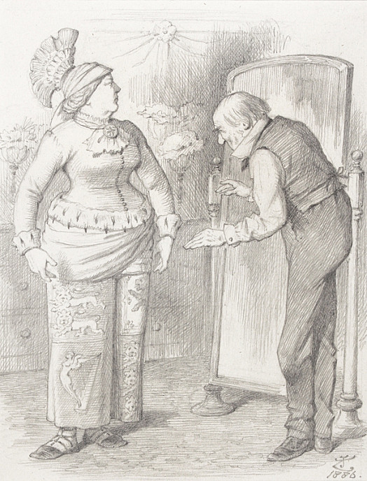 The 'Divided-Skirt'
