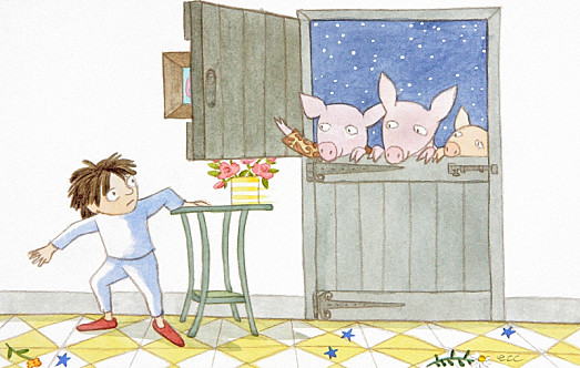 Not Last Night but the Night Before,
