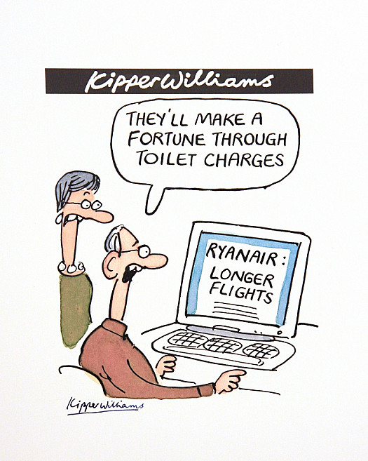 Ryanair: Longer Flights