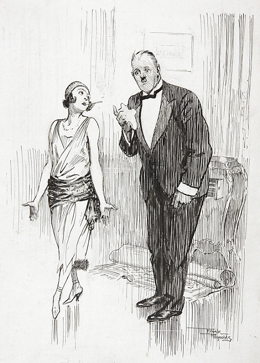 The Dancing LessonExasperated Wife: My Dear Man – You Learnt to Drill In the Army – Why Can't You Pick this Up – Its a Perfectly Simple Step Any One Would Think You Were Mentally DeficientHusband: Almost the Sergeant's Own Words Dear