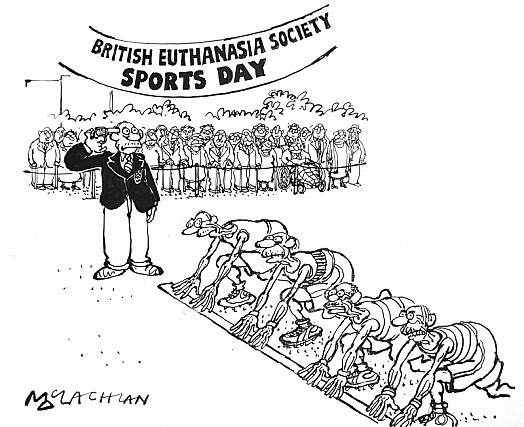 British Euthanasia Society Sports Day