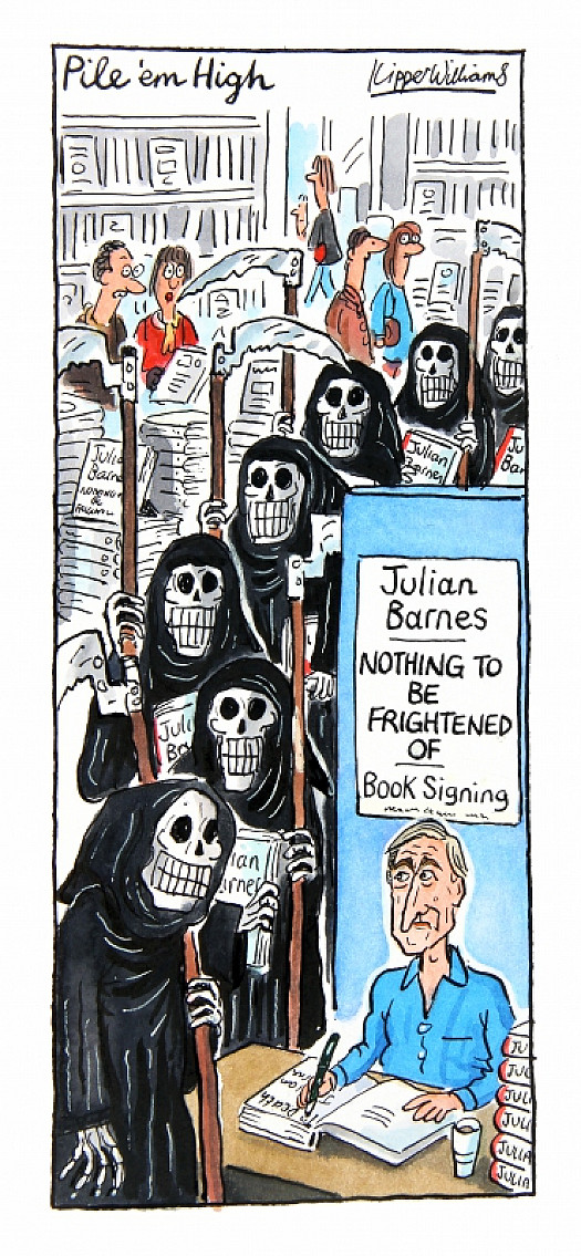 Julian Barnes, Nothing to Be Frightened Of