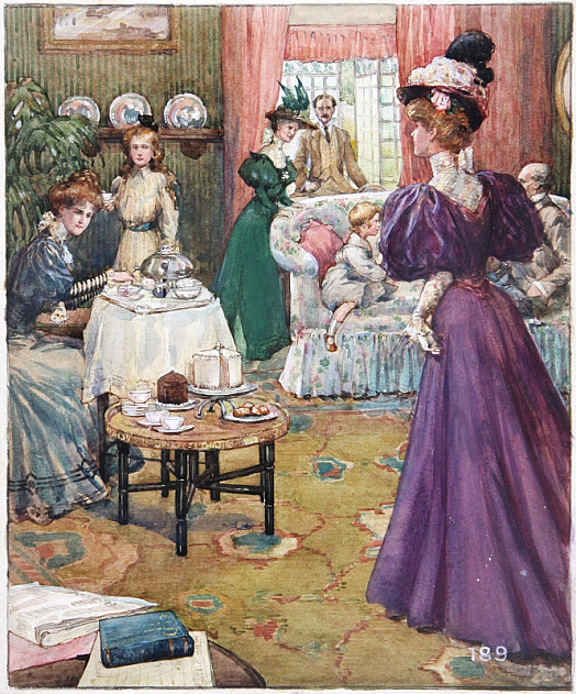 Five O'clock, 1896
