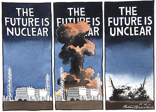 The Future Is Nuclear