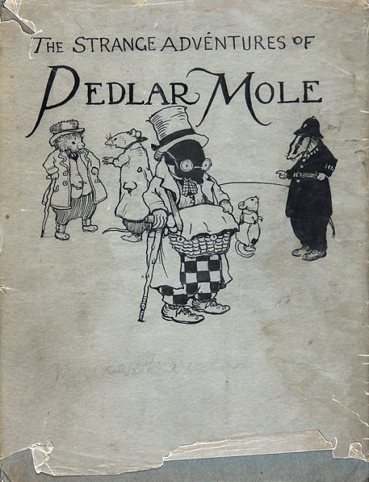The Strange Adventures of Pedlar Mole, by Aubrey Little
