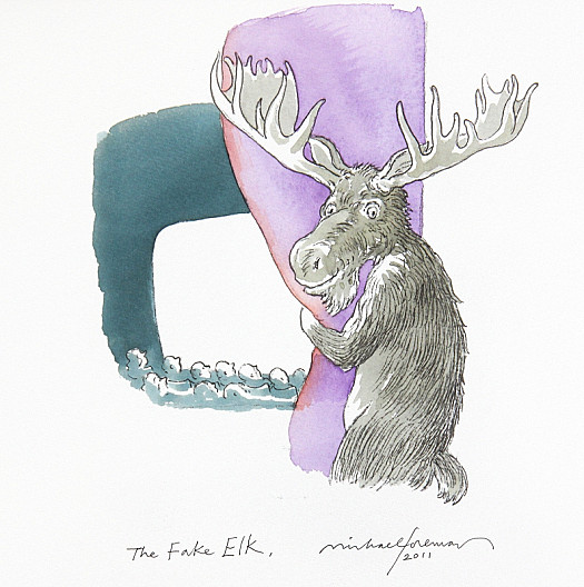 The Fake Elk