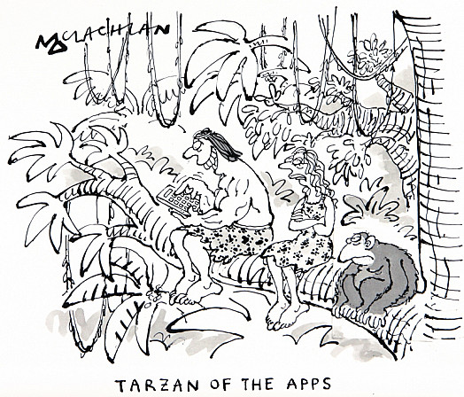 Tarzan of the Apps
