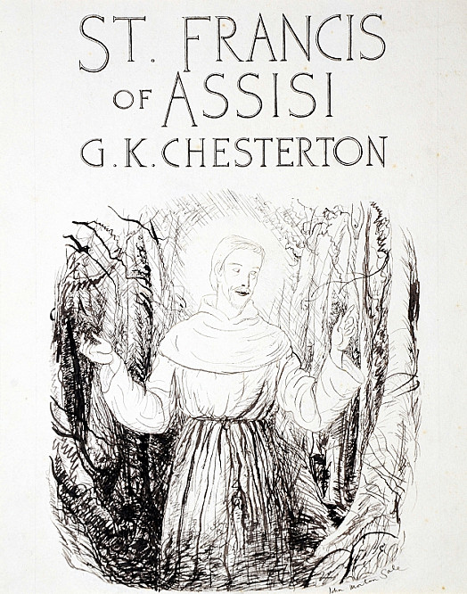 St Francis of AssisiG K Chesterton