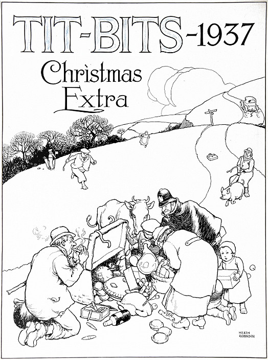 Tit-Bits – 1937