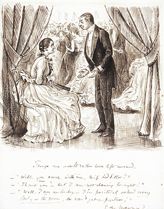 Things One Would Rather Have Left Unsaid