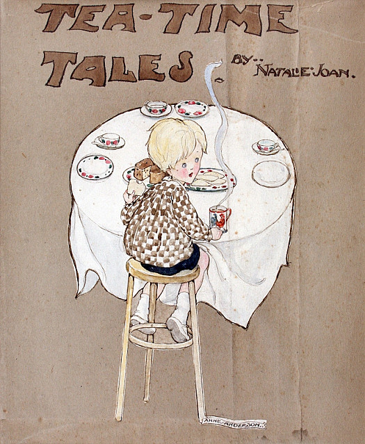 Tea-Time Tales by Natalie Joan