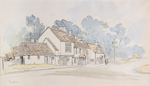 The Grapes Inn, Yarnton