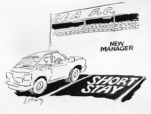 New Manager Short Stay Parking