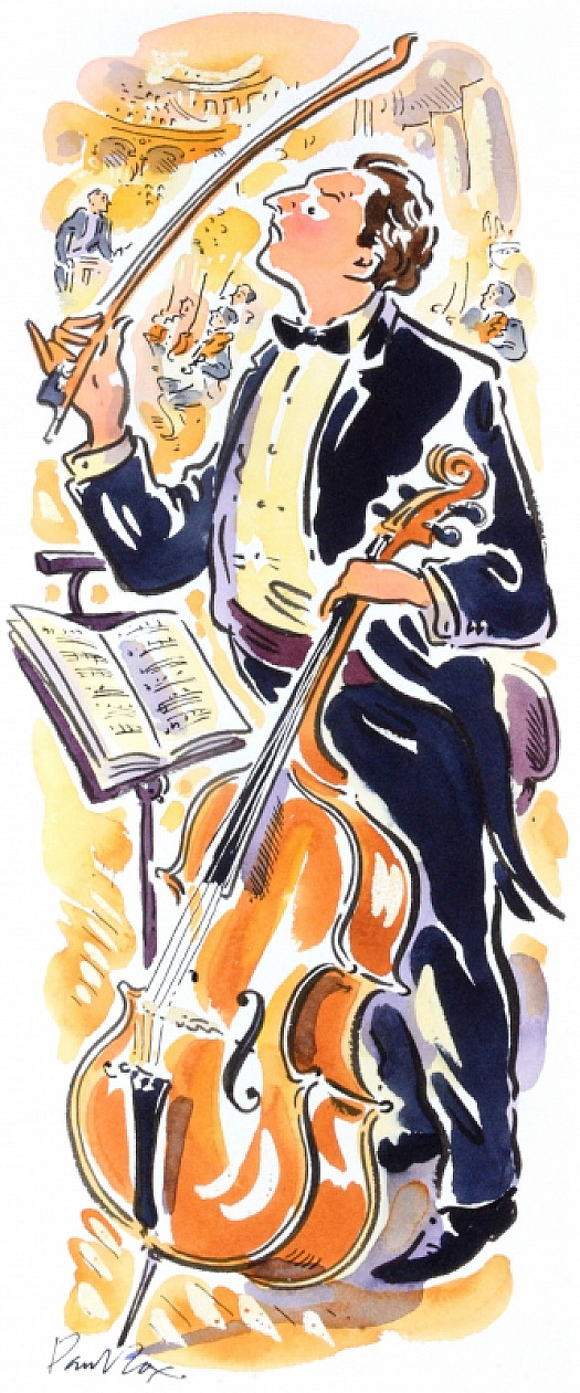The Angry Cellist