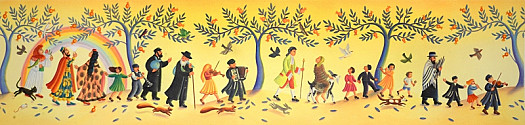 The Characters of Jewish Tales Ii